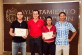 Entregados los premios de los concursos de 'v�deo' y 'relato corto'