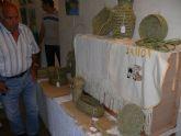 Inaugurada la I muestra de los trabajos realizados por alumnos de talleres de artesanía