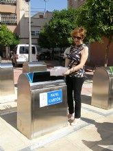 El Ayuntamiento de Lorca destina 200.000 euros para soterrar contenedores