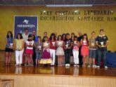 Entregados los premios del XXII Certamen de Literatura Infantil y Juvenil 'Encarnación Martínez Barberán'