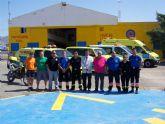 Concluyen las reformas en la base de Protección Civil de Águilas