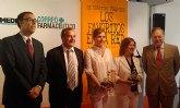 La web www.murciasalud.es recibe el premio ´Favoritos en la Red´