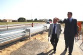 La Comunidad concluye las obras de eliminación de un punto negro entre Torre Pacheco y la A-30