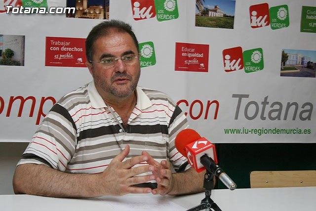 Cánovas: Valcárcel y el PP regional contemplan impasibles como Martínez Andreo urde su Taifa en Totana, Foto 1