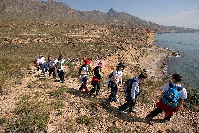 Vuelven las 'Rutas medioambientales y culturales' por Mazarrón, Foto 1