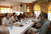 Fortuna celebra una Asamblea General Ordinaria de la Asociación de Jefes de Policía Local de la Región de Murcia.