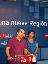Encuentro Municipal Socialista: 'Por una Murcia en crecimiento y sin desigualdades'