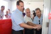 La Comunidad invierte más de 700.000 euros en el colector de aguas residuales de Los Baños de Fortuna