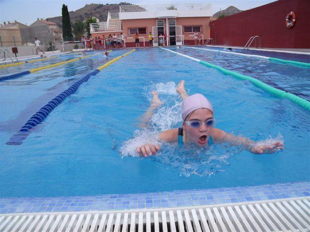 A nadar…, Foto 1