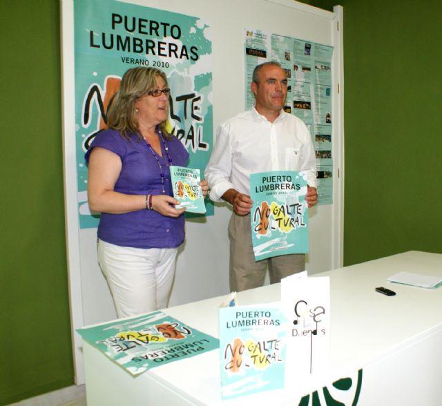 Puerto Lumbreras presenta el programa ´Nogalte Cultural´ que incluye más de 50 actividades culturales para el verano 2010 - 1, Foto 1