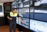 La 7 Región de Murcia ofrecerá imágenes en directo de las cámaras de tráfico de la Policía Local
