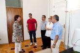 FEREMUR y AMPE proponen al Ayuntamiento colaborar en una campaña de educación