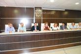 La alcaldesa inaugura un salón de congresos dedicado a la memoria de Araceli Rubio, técnico de Turismo municipal fallecida el pasado año