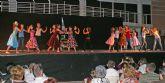 Puerto Lumbreras celebra el Festival de Danza 'Academia Piqué' con cerca de un millar de asistentes