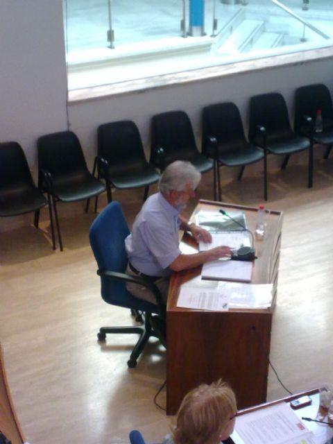 Izquierda Unida de Alcantarilla presenta una enmienda parcial de adición a una moción presentada por el PSOE - 1, Foto 1