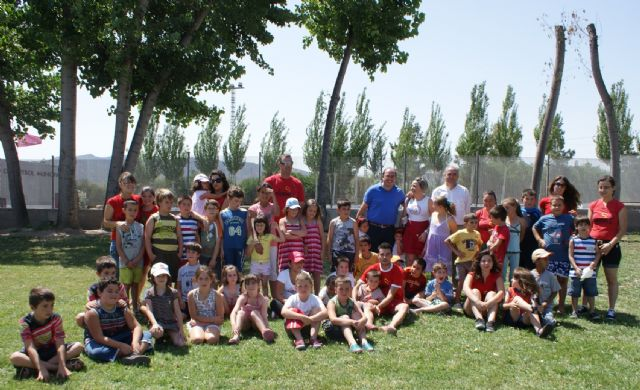 La Escuela de Verano de Puerto Lumbreras ofrece refuerzo educativo y actividades de ocio a 50 alumnos durante todo el mes de julio - 1, Foto 1