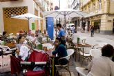 El paro baja en Cartagena más que la media nacional
