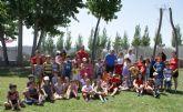 La Escuela de Verano de Puerto Lumbreras ofrece refuerzo educativo y actividades de ocio a 50 alumnos durante todo el mes de julio