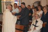 """Autoridades municipales acuden a la misa en reconocimiento y homenaje al Padre Jos� Giner Crespo, m�s conocido como """"Padre Lucas"""""""