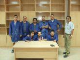 16 alumnos finalizan los Talleres de Pladur y Carpintería de la ADLE