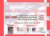 III Jornadas de convivencia de peñas del Atlético de Madrid en Cartagena