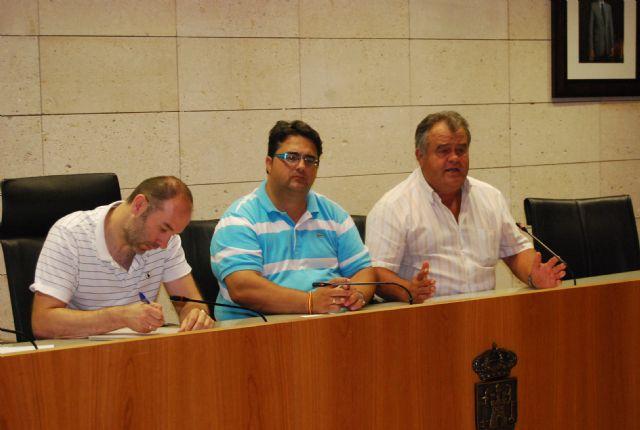 El Consejo Asesor Agrario acuerda proseguir con el expediente remitido a la Consejería de Agricultura y Agua para iniciar el proyecto de la Casa del Agricultor, Foto 2
