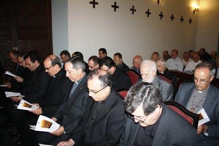 El nuevo Consejo de Gobierno de la Diócesis de Cartagena toma posesión y jura fidelidad a la Iglesia en su ministerio pastoral - 1, Foto 1