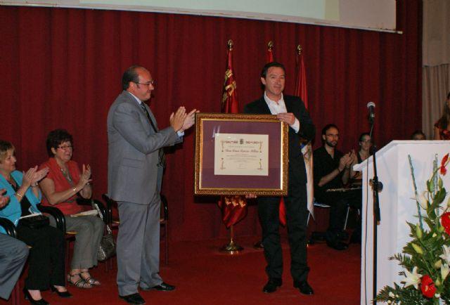 Puerto Lumbreras nombra ´Hijo predilecto´ al actor Ginés García Millán - 3, Foto 3