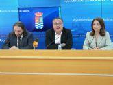 Presentación de los cursos de la Universidad Internacional del Mar en Molina de Segura