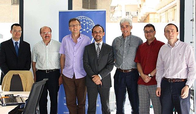El matemático Pablo Mira gana el VII Premio de Jóvenes Investigadores de la Región de Murcia - 2, Foto 2
