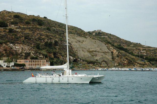 El Catamarán Olé ofrecerá rutas turísticas por el Mar Menor - 1, Foto 1