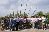 El Alcalde y la Presidenta de Grupo Tragsa inauguran el nuevo sendero ecoturístico sobre astronomía en Puerto Lumbreras