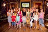 Los niños y niñas bielorrusos veranean en Mazarrón