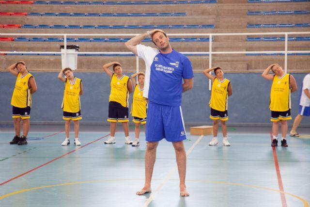 El ´Campus de Baloncesto Fran Murcia Bahía de Mazarrón´ duplica el número de participantes, Foto 1