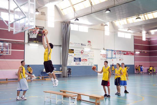 El ´Campus de Baloncesto Fran Murcia Bahía de Mazarrón´ duplica el número de participantes, Foto 2