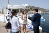 Turismo por el Mar Menor y Mediterráneo con el Catamarán Olé