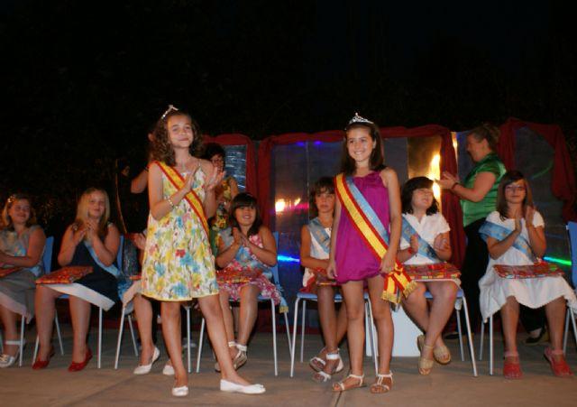 Noemí Ayala coronada como Reina Infantil 2010 de Puerto Lumbreras - 1, Foto 1