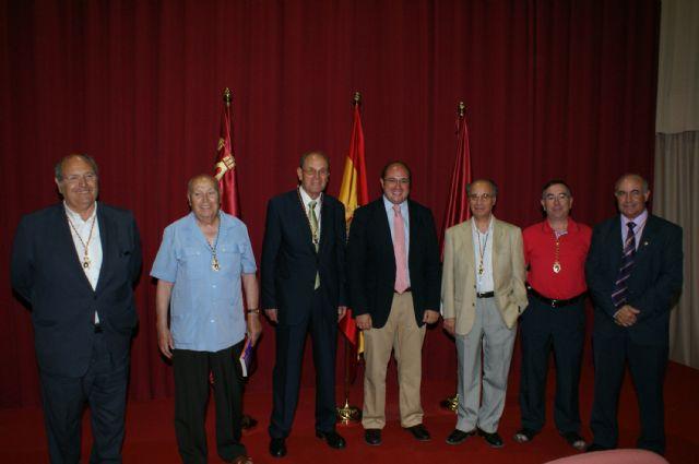Investidura de Juan Romera como Cronista Oficial de Puerto Lumbreras - 2, Foto 2