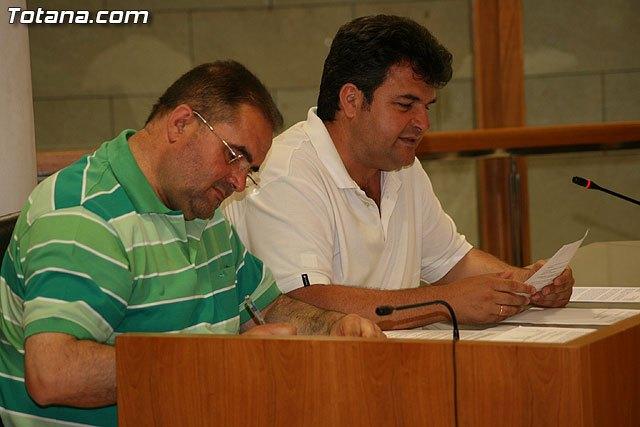 Los concejales de IU en Totana llevarán al Pleno de Julio una moción para que se amplíen los recursos de los Centros Comarcales de Empleo, Foto 1