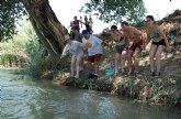 Ecologistas en Acción celebra el Big Jump 2010 en Cieza