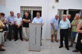 El Alcalde de San Pedro del Pinatar entregó las llaves de un local cedido por el Ayuntamiento