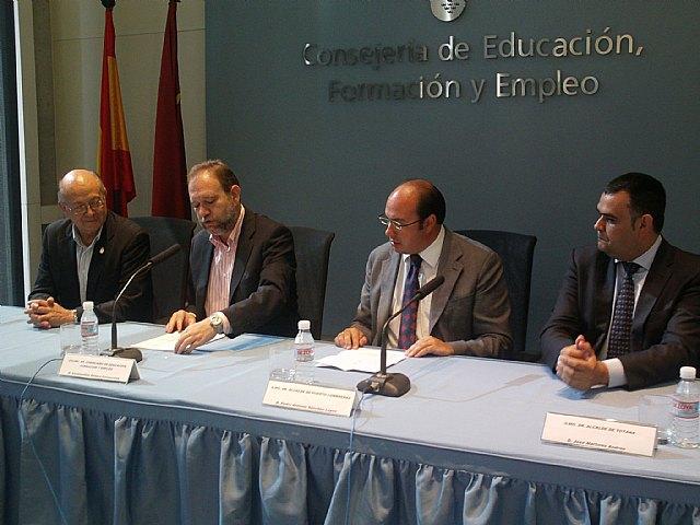 La Comunidad promueve medidas para impulsar el empleo en Puerto Lumbreras, Cieza y Totana - 1, Foto 1