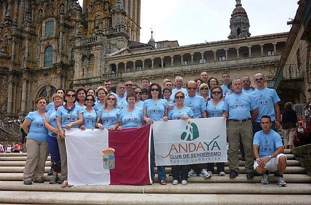 Viaje al Camino de Santiago del Club de Senderismo Andaya de Puerto Lumbreras - 1, Foto 1