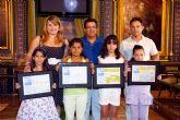 �Aqualia� entrega los premios de la �VIII edici�n del concurso anual de dibujo infantil�
