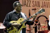 George Benson recibirá el Premio del XIII Festival de Jazz de San Javier  el 25 de julio en San Javier