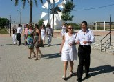 Turismo destina cerca de 57.000 euros a la adecuación turística del Paraje El Pasico de Torre Pacheco