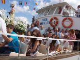 Santiago de la Ribera celebra su procesión marítima el próximo domingo