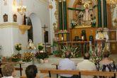 La pedanía de Góñar y el Barrio Los Limoneros de Puerto Lumbreras celebran sus fiestas en Honor a la Virgen del Carmen