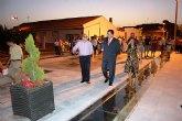 Inauguración de la Plaza de la Balsa en la localidad de Balsapintada (Fuente Álamo)