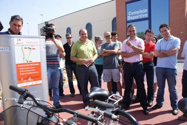Ayuntamiento y Comunidad ponen en marcha 'BiciPuerto' un nuevo servicio público y gratuito de préstamo de bicicletas en Puerto Lumbreras - 3, Foto 3